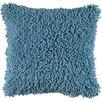 Wildon Home ® Daysha Shag Cotton Throw Pillow