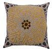 Wildon Home ® Charty  Cotton Throw Pillow