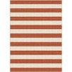 Wildon Home ® Terracotta/Beige Out Door Area Rug