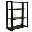 "Wildon Home ® Citiscape Folding/Stacking 38"" Bookcase"