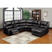 Wildon Home ® 5 Piece Curved Sectional
