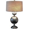 """Wildon Home ® 30.5"""" H Table Lamp with Drum Shade"""