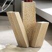 Wildon Home ® Vivid Accent Table, Solid Oak
