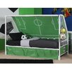 Wildon Home ® Goal Twin Keeper Canopy Bed