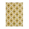 Wildon Home ® Anninka  Hand-Tufted Yellow Area Rug