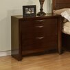 Wildon Home ® Lancaster 3 Drawer Nightstand