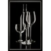 Wildon Home ® 'Wine Reflections II' by C. McNemar Framed Photographic Print