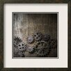 Wildon Home ® 'Metal Background With Rusty Gears And Cogs' by Andrey Kuzmin Framed Photographic Print