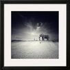 Wildon Home ® 'Walk with Me' by Luis Beltran Framed Photographic Print