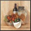 Wildon Home ® 'Tuscan Table III' by Albena Hristova Painting Print