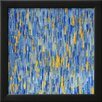 Wildon Home ® 'Blue' by Sarah Medway Framed Painting Print