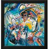 Wildon Home ® 'Red Square in Moscow, 1916' by Wassily Kandinsky Framed Painting Print
