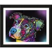 Wildon Home ® 'In a Perfect World' by Dean Russo Framed Graphic Art