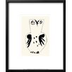 Wildon Home ® 'Owl' by Pablo Picasso Framed Painting Print