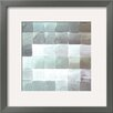 Wildon Home ® 'Cool Tiles 1' by Beverly Dyer Framed Painting Print