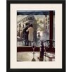 Wildon Home ® 'After the Rain' by Brent Heighton Framed Painting Print