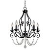 Wildon Home ® Aline 5 Light Candle Chandelier