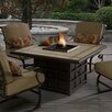 Wildon Home ® Antoine Propane Fire Pit Table