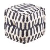 Wildon Home ® Stephanie Pouf Ottoman