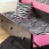 Wildon Home ® Dawn Twin Trundle Panel in Black