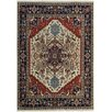 Wildon Home ® Serapis Hand-Knotted Red Area Rug