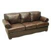 Wildon Home ® Leather Sofa