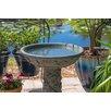 Vineyard Outdoor Birdbath - Wildon Home Bird Baths