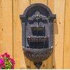 Fleur De Lis Living Indoor and Outdoor Fountains