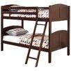 Wildon Home ® Oberon Twin Bunk Bed