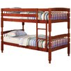 Wildon Home ® Creekside Twin Bunk Bed