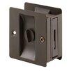 PrimeLine Pocket Door Privacy Lock and Pull