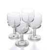 Alessi Glass Goblet (Set of 4)