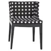 Kartell Mademoiselle Fabric Side Chair