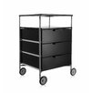 Kartell Mobil 3 Drawer Storage Chest