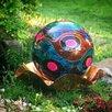 Santa Fe Acrylic Sphere Fountain - Harvey Gallery Indoor and Outdoor Fountains