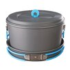 Stansport Family Hard-Anodized Aluminum Cook Set