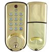Ultra Hardware Single Cylinder Keyless Electronic Deadbolt