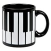 Waechtersbach Fun Factory Piano Key Mug (Set of 4)