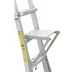 Werner Steel Ladder Platform