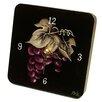 Lexington Studios Home and Garden Grapes Tiny Times Clock