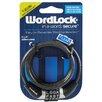WordlockInc 4' 6MM Black Cable Lock