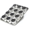 Nordic Ware Natural Commercial Nonstick 12 Cup Muffin Pan