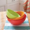 Nordic Ware 3 Piece Prep and Serve Mixing Bowl Set