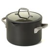 Calphalon Easy System Nonstick 6 Qt. Stock Pot with Lid