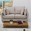 Gold Sparrow Lexington Loveseat
