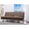 Gold Sparrow Memphis Foldable Futon Sofa Bed