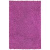 St. Croix Shagadelic Chenille Twist Orchid Hand Woven Area Rug