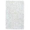 St. Croix Shimmer Hand-Loomed White Area Rug