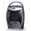 Optimus Portable Electric Compact Heater with Thermostat and Oscillating
