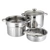 Ragalta 8 Piece Stainless Steel Cookware Set